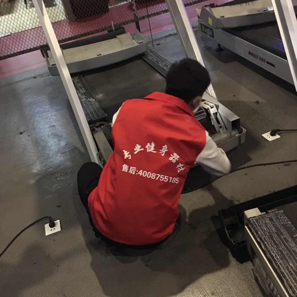 苏州跑步机维修